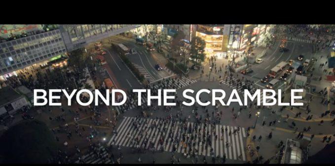 BEYOND THE SCRAMBLE 〜スクランブル交差点の先に答えがある〜 - YouTube(1)