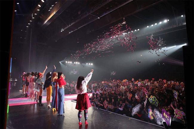 「ViVi Night in Tokyo 2018AW」の様子