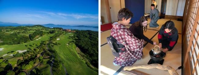ゴルフツーリズムによるインバウンド促進プロジェクト