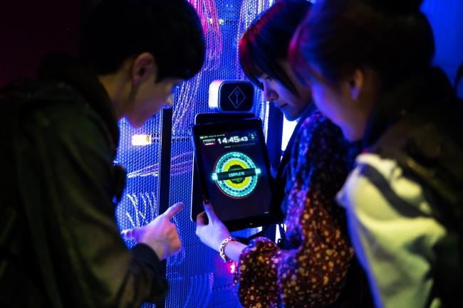 リアル潜入ゲーム×ルパン三世、英語&中国語でもプレイ可能に