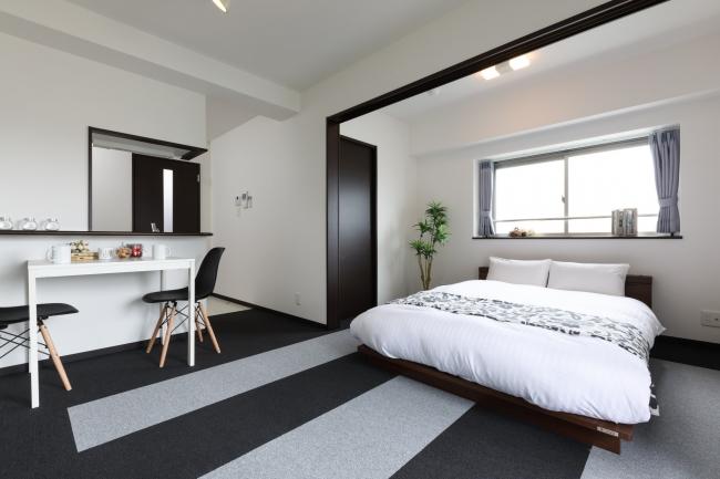 マンション型ホテル「レジデンスホテル博多」等の稼働率95.09%