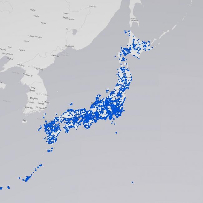 Booking.com 日本国内の掲載室数 94万室超え