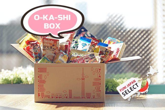 FUN! JAPAN SELECT BOXの販売を開始