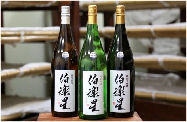 あの残響super7をはじめとした全7種類の日本酒を飲み比べ
