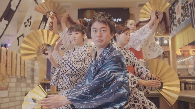 一年中「盆踊り」が体験できる「盆踊り居酒屋」登場