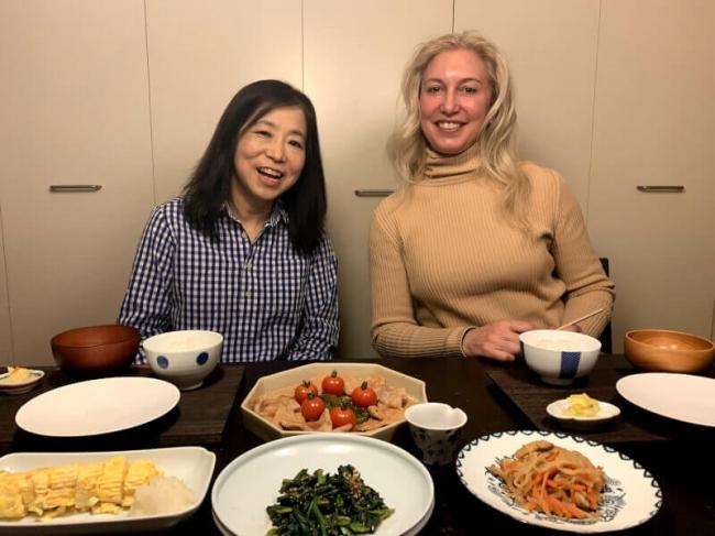 外国人向け家庭料理教室の「airKitchen」が人気