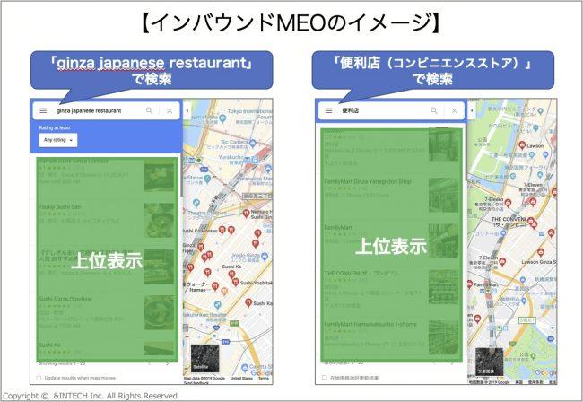 マルチ言語Googleマップ検索上位表示サービス提供開始