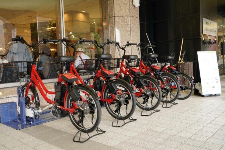 宮古島市でシェアサイクルサービス「TIDA BIKE」開始